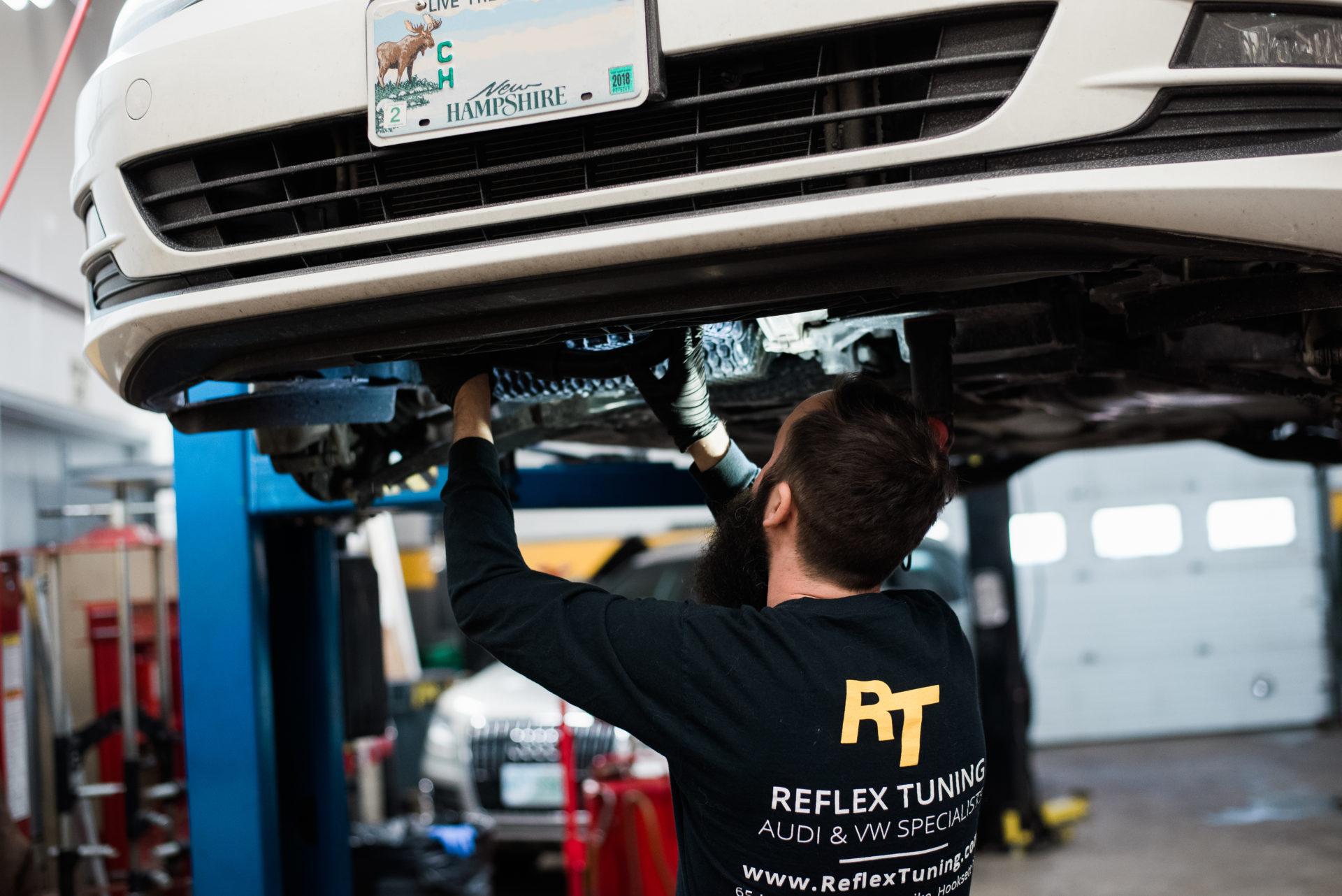 Reflex Tuning Audi Volkswagen Service Repairs - Audi tuning