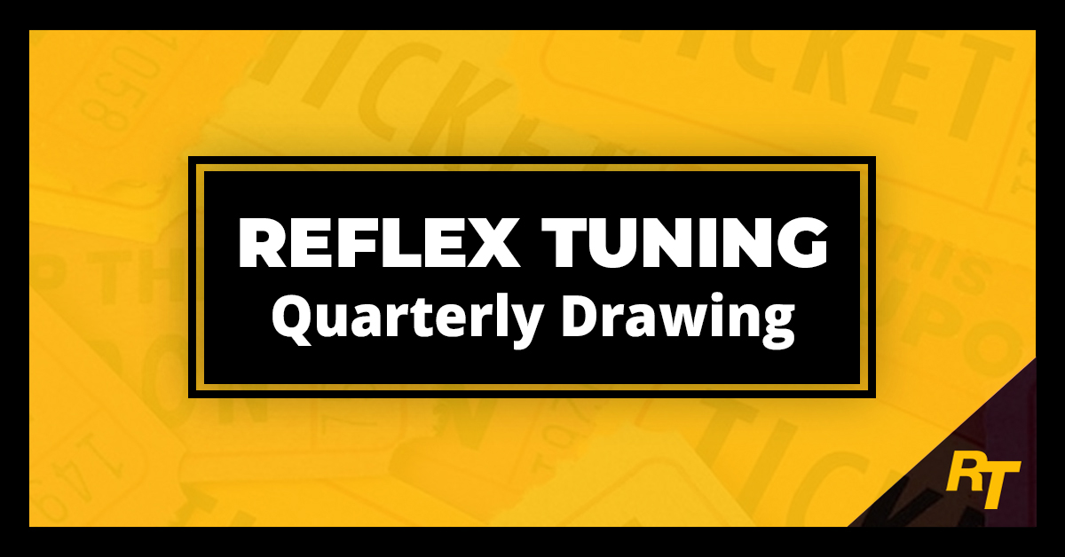 Reflex Tuning Quarterly Drawing for Audi / VW Drivers
